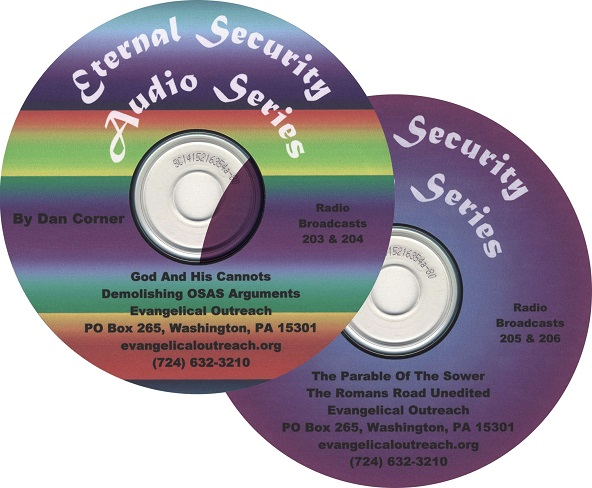 eternal security audio set