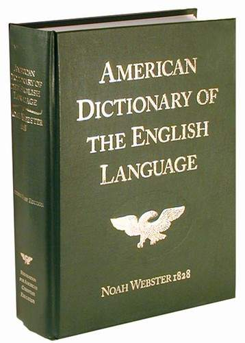 1828 websters dictionary