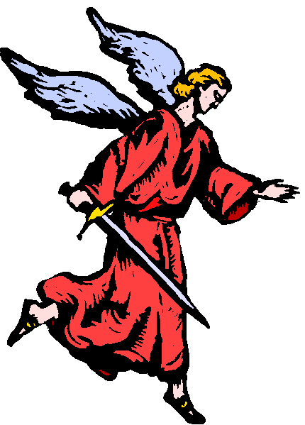 angels in the bible are angels among us