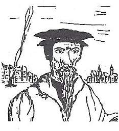 EVIL John Calvin burned Michael Servetus at the stake with GREEN wood!