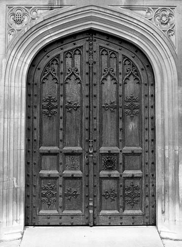 God closes doors