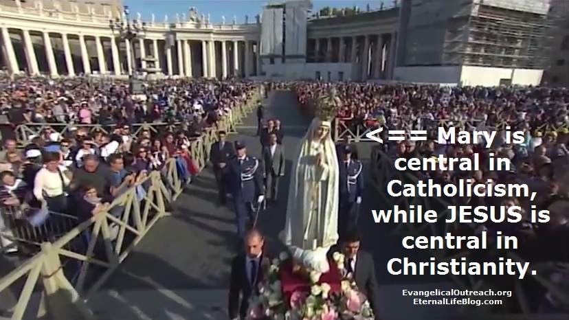 jesus central to christianity
