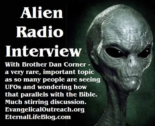 alien gospel