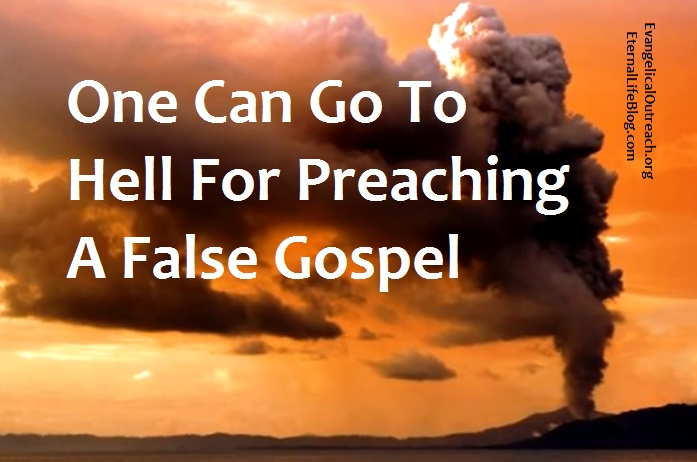 another gospel false gospel will send you to hell