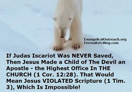apostle judas iscariot facts bible study apostate gospel lost salvation