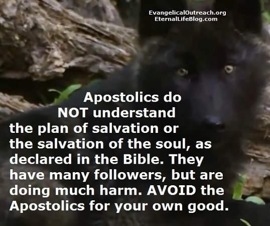 apostolics jesus only