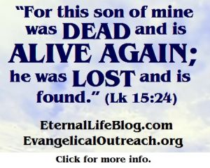 Christian can lose salvation die spiritually spiritual death