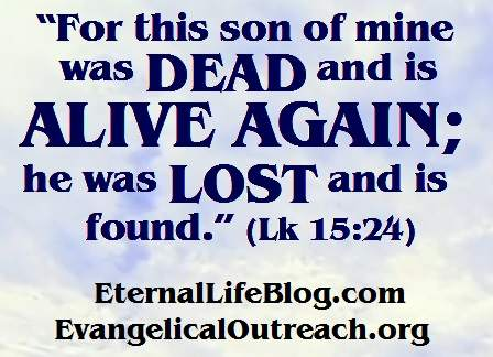 The Prodigal Son in the bible