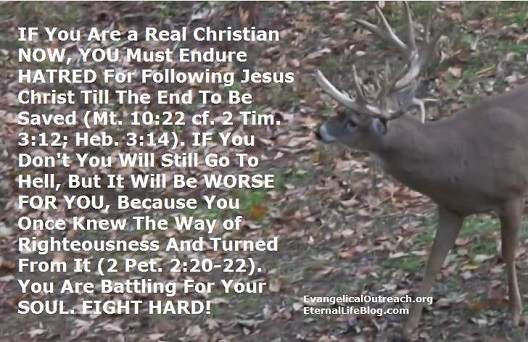 real christian salvation plan of salvation