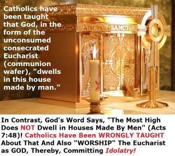 catholic beliefs