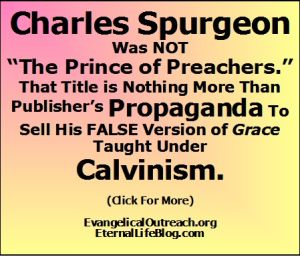 charles spurgeon defense of calvinism
