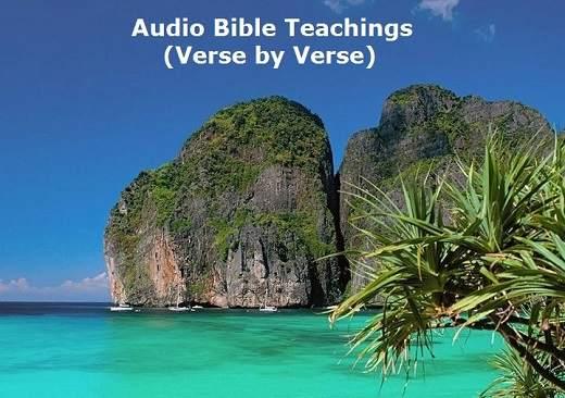 christian bible studies sermons