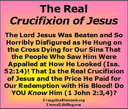 CRUCIFIXION of Jesus Christ From The Bible