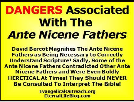 david bercot will the real heretics please stand up