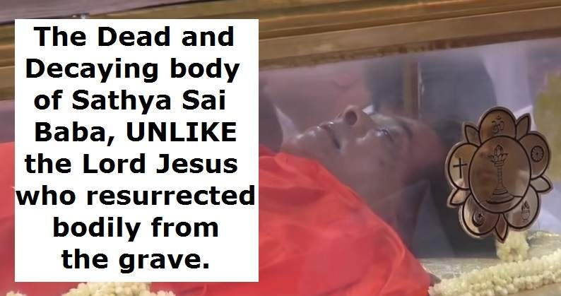 Sathya Sai Baba miracles