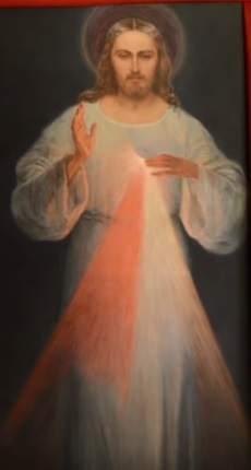 divine mercy faustina kowalska