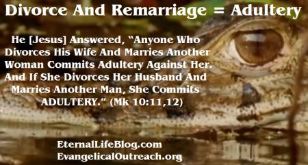 divorce remarriage adultery