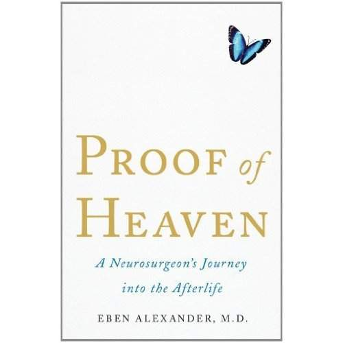 eben alexanders book proof of heaven