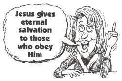 eternal salvation