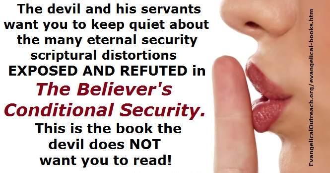 no eternal seurity book