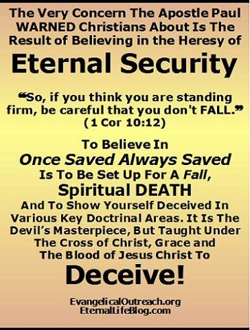 salvation security security of salvation