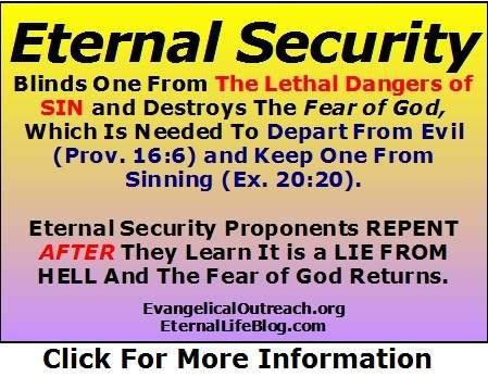 fear god fear God not man