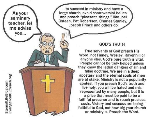False Holiness Preachers