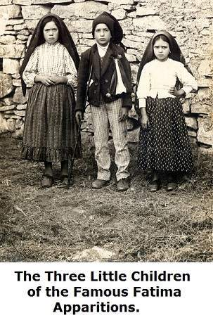 Fatima apparitions children
