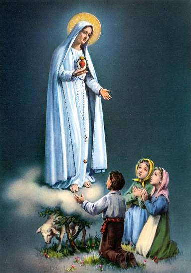 Virgin Mary at Fatima