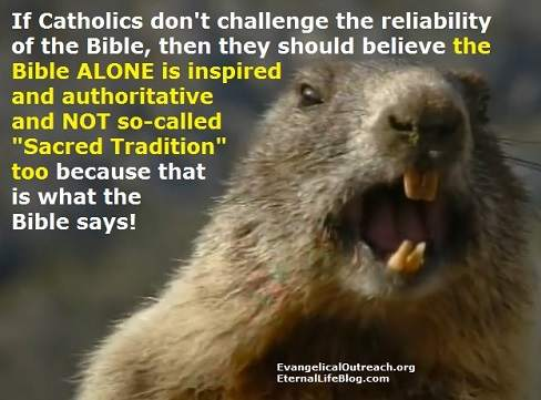 former catholic sacred tradition