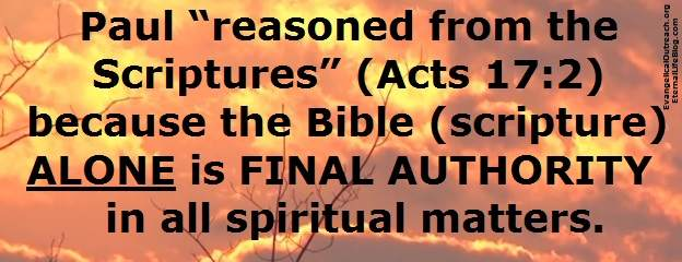 Spiritual Authority Final Authority Bible GOD'S WORD