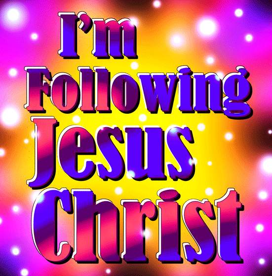follow Jesus