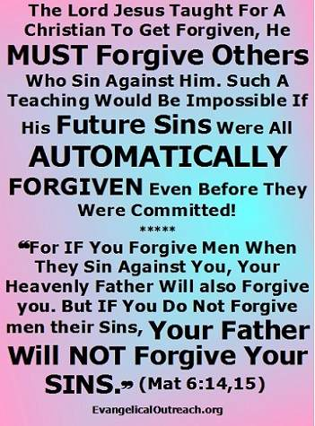 future sins