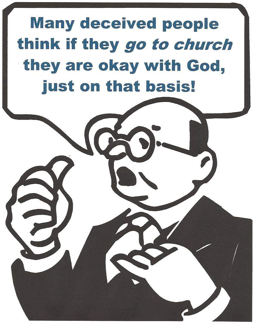 What do they go to church for