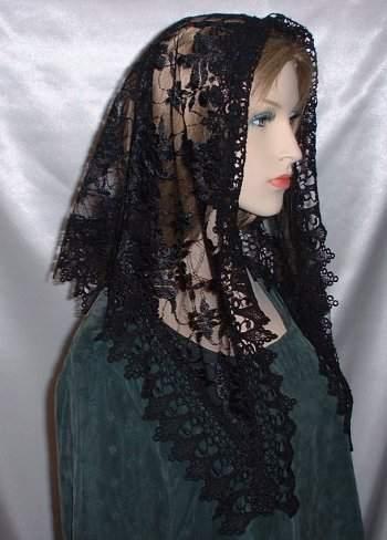 christian head coverings