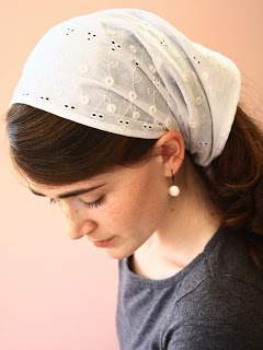 headcovering for christian women