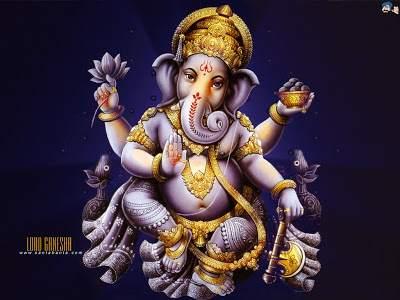 hindi pagan god