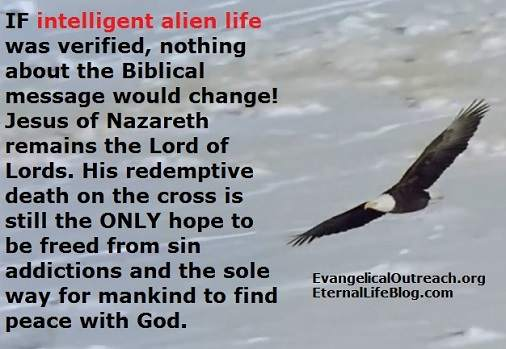 aliens and religion intelligent alien life