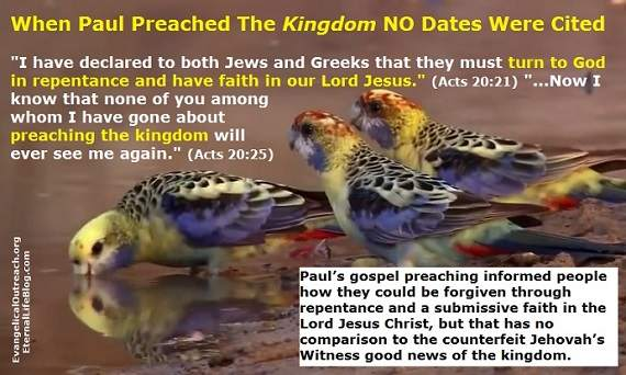 good news of the kingdom