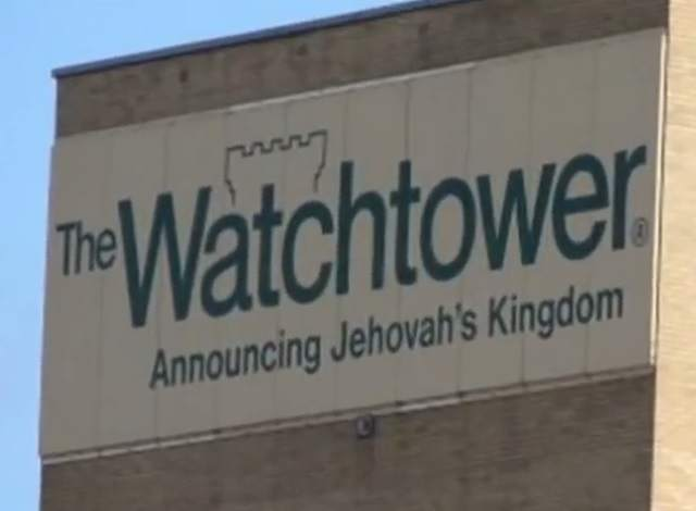 annoucing Jehovah's kingdom