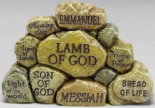 Who is Jesus Christ jesus titles