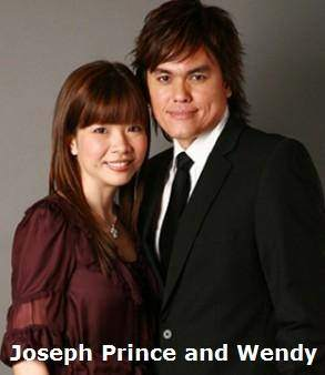 joseph prince and wife wendy