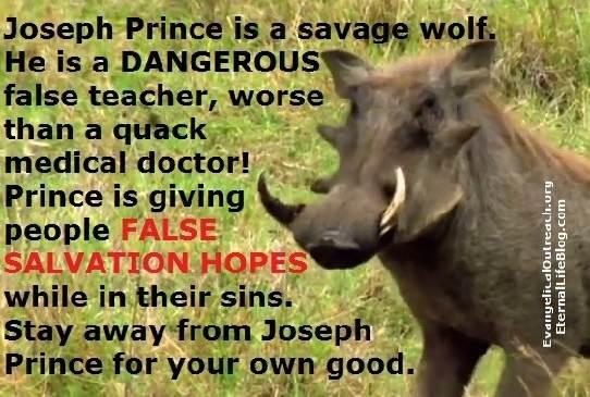 pastor joseph prince