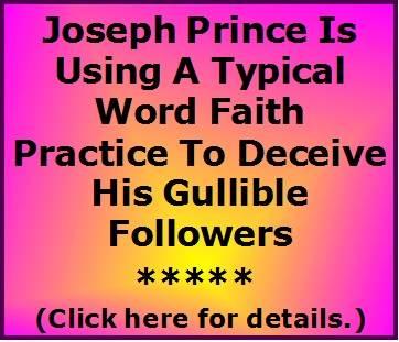 joseph prince ministries