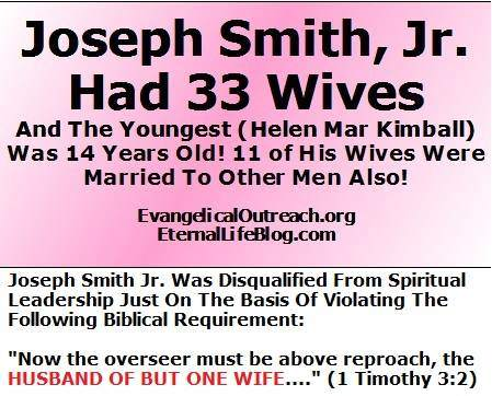 joseph smith jr. polygamy
