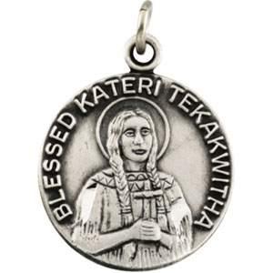 Saint Kateri Medal