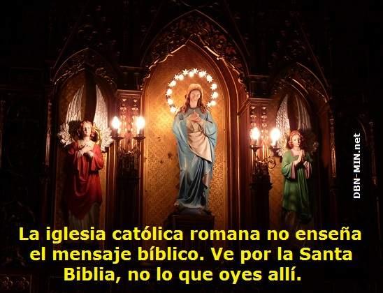 difundir el Evangelio a los católicos romanos