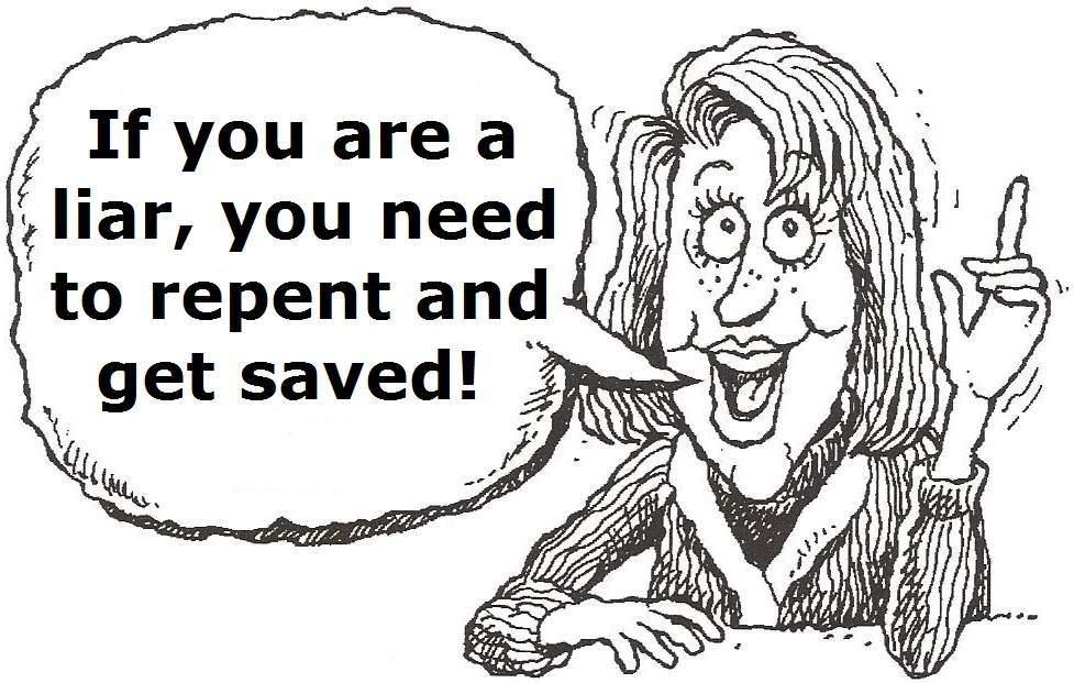 Christian Liar