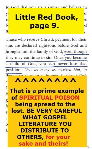 photograph about Free Printable Gospel Tracts named GOSPEL TRACTS For Witnessing Christian BIBLE tracts