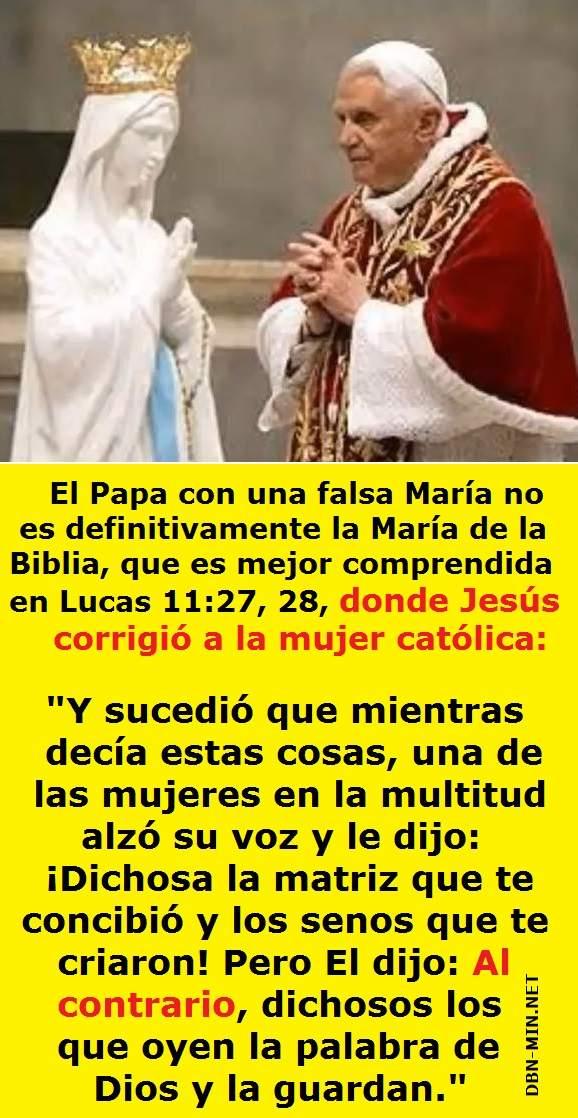 la madre de Jesús